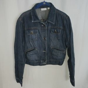 ❤Denim Jacket By New York & Co. Sz XL❤